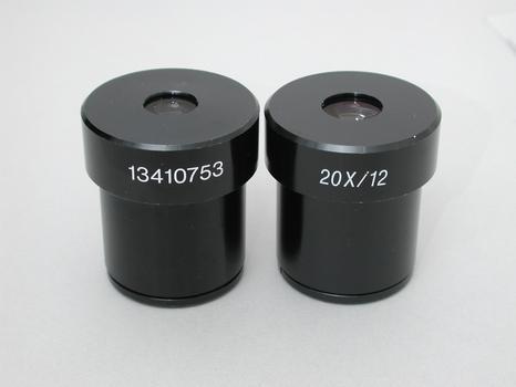 Leica 20x/12 Eyepieces