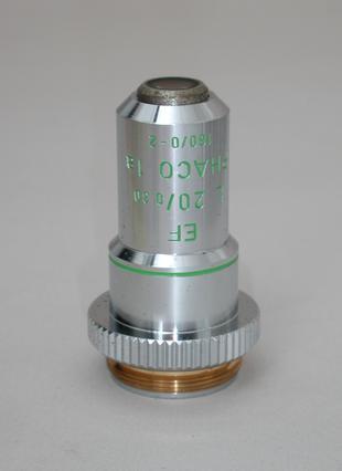 Leica EF L 20x Phaco 1a Microscope Objective