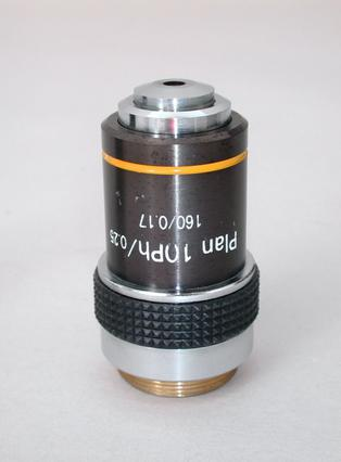 Leica Plan 10x Phase Contrast Microscope Objective