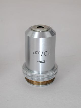 Leitz 10x (2) Microscope Objective