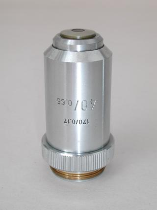 Leitz 40x Microscope Objective