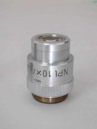 Leitz NPL 10x Microscope Objective