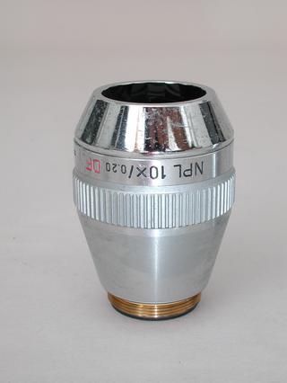 Leitz NPL 10x Dark-field Microscope Objective