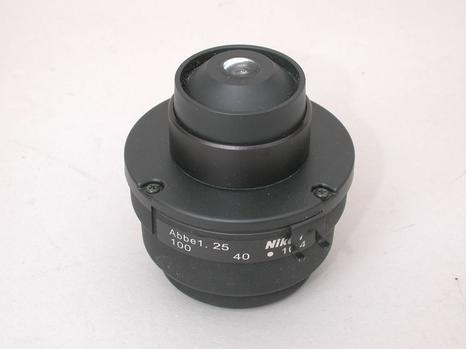Nikon Abbe Condenser for Eclipse