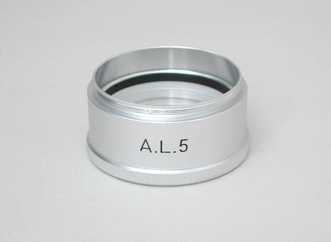 Nikon A.L.5x Auxiliary. Microscope Objective