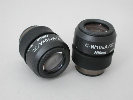 Nikon CW10xA/22 Eyepieces