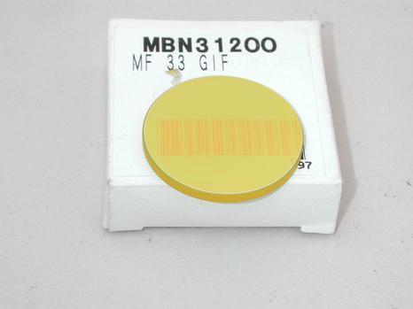 Nikon MF 33 GIF Filter