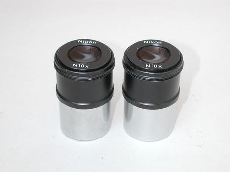 Nikon N10x Eyepieces