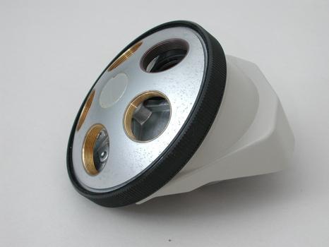 Nikon 5 Position Turret with Optics