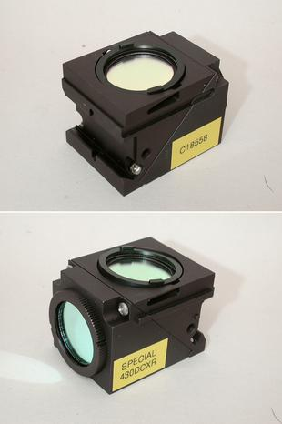 Nikon SPECIAL 430-DCXR Fluorescence Cube