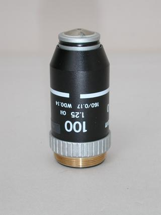 Nikon 100x Oil Microscope Objective