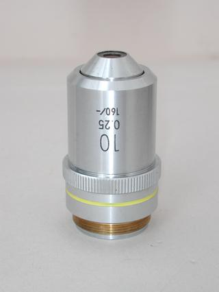 Nikon 10x Microscope Objective