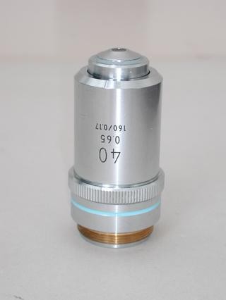 Nikon 40x Microscope Objective