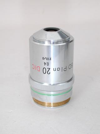 Nikon BD Plan 20x Differential Interference Contrast Microscope Objective
