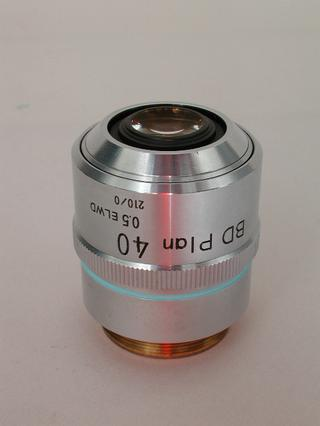 Nikon BD Plan 40x Extra Long Working Distance Microscope Objective
