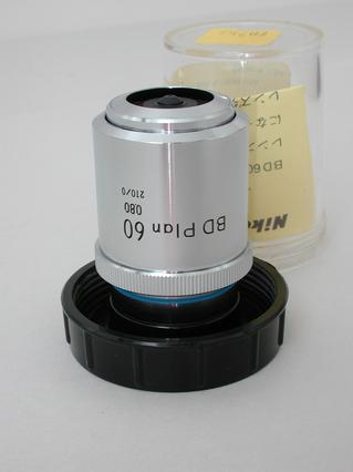 Nikon Nikon BD Plan 60x NEW Microscope Objective