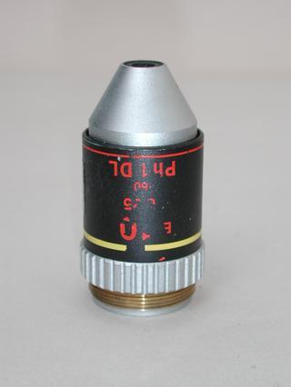 Nikon E 10x Phase Contrast Microscope Objective
