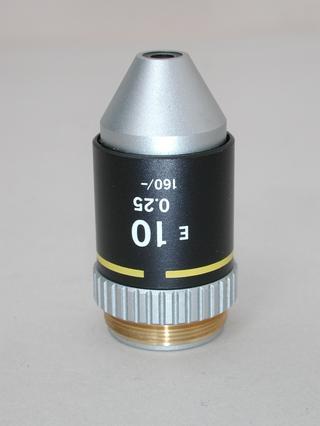 Nikon E 10x Microscope Objective