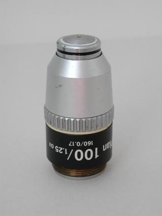 Nikon E Plan 100x Microscope Objective