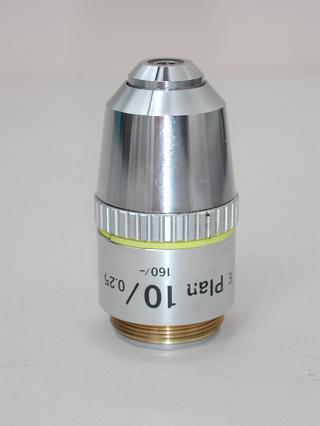 Nikon E Plan 10x Microscope Objective