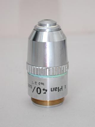Nikon E Plan 40x Microscope Objective