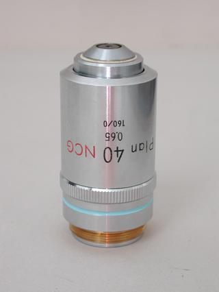 Nikon Plan 40x NCG Microscope Objective