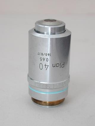 Nikon Plan 40x Microscope Objective