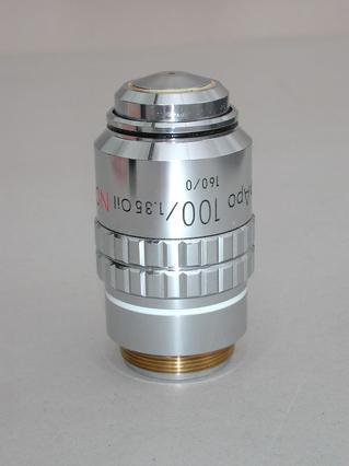 Nikon CFN Plan Apo 100x Oil NCG Microscope Objective