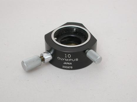 Olympus 10x Differential Interference Contrast Prism BH