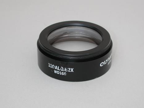 Olympus 110 AL 0.62x Auxiliary. Microscope Objective