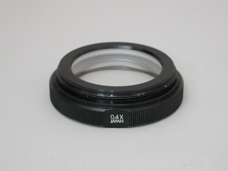 Olympus SZ 0.4x Auxiliary. Microscope Objective