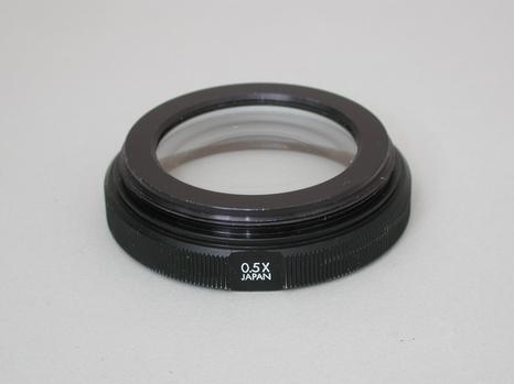 Olympus SZ 0.5x Auxiliary. Microscope Objective