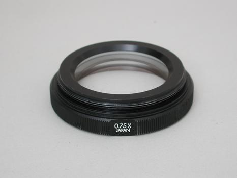 Olympus SZ 0.75x Auxiliary. Microscope Objective