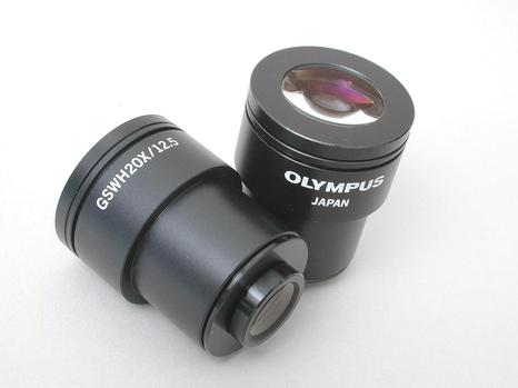 Olympus GSWH 20x/12 Eyepieces