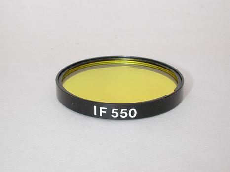 Olympus IF550 Filter