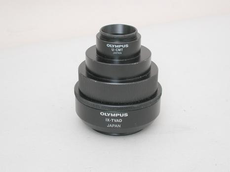 Olympus IX-TVAD & U-CMT Camera Adapter