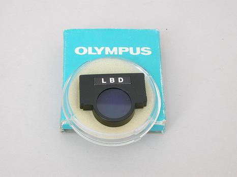 Olympus LBD Blue Filter