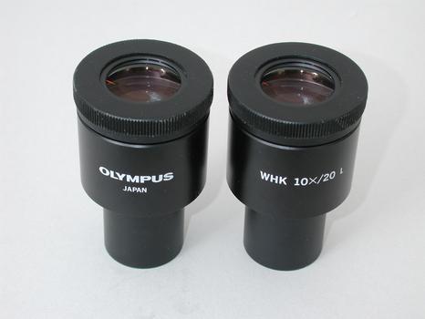Olympus WHK 10x/20L Eyepieces