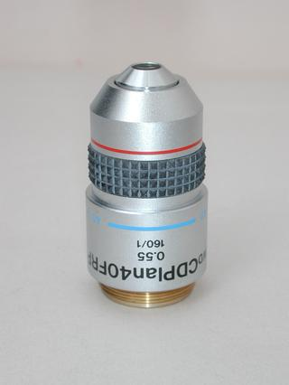 Olympus Long Working Distance CDPlan40FRP 40x Microscope Objective