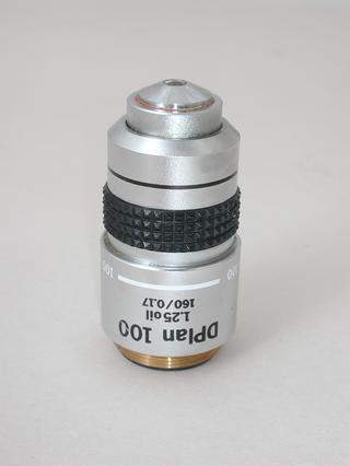 Olympus DPlan 100x Oil Microscope Objective