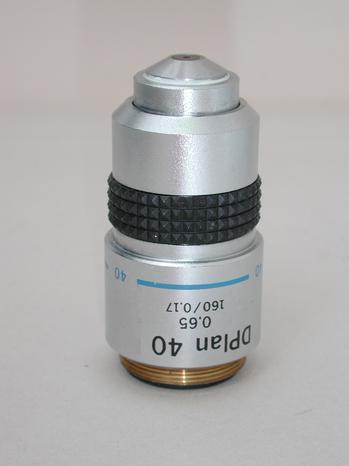 Olympus Dplan 40x Microscope Objective