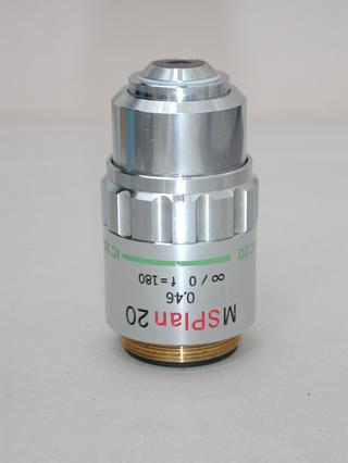 Olympus MS Plan 20x Microscope Objective