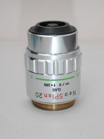 Olympus Neo Splan 20x Microscope Objective