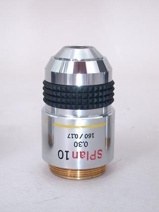 Olympus SPlan 10x Microscope Objective