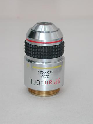 Olympus SPlan 10x PL Microscope Objective